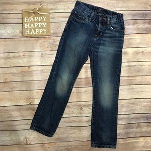 Gap Boys Skinny Fit Jeans EUC Sz 7 Regular